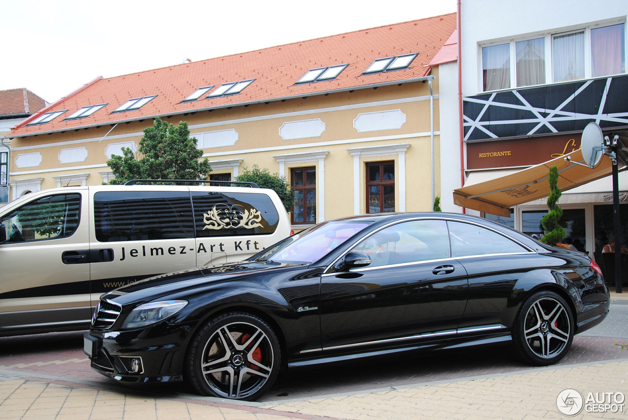 mercedes benz cl 63 amg c216 1 january 2015 autogespot. Black Bedroom Furniture Sets. Home Design Ideas