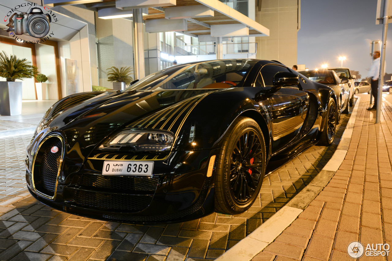 bugatti veyron 16 4 grand sport vitesse black bess 2 januar 2015 autogespot. Black Bedroom Furniture Sets. Home Design Ideas