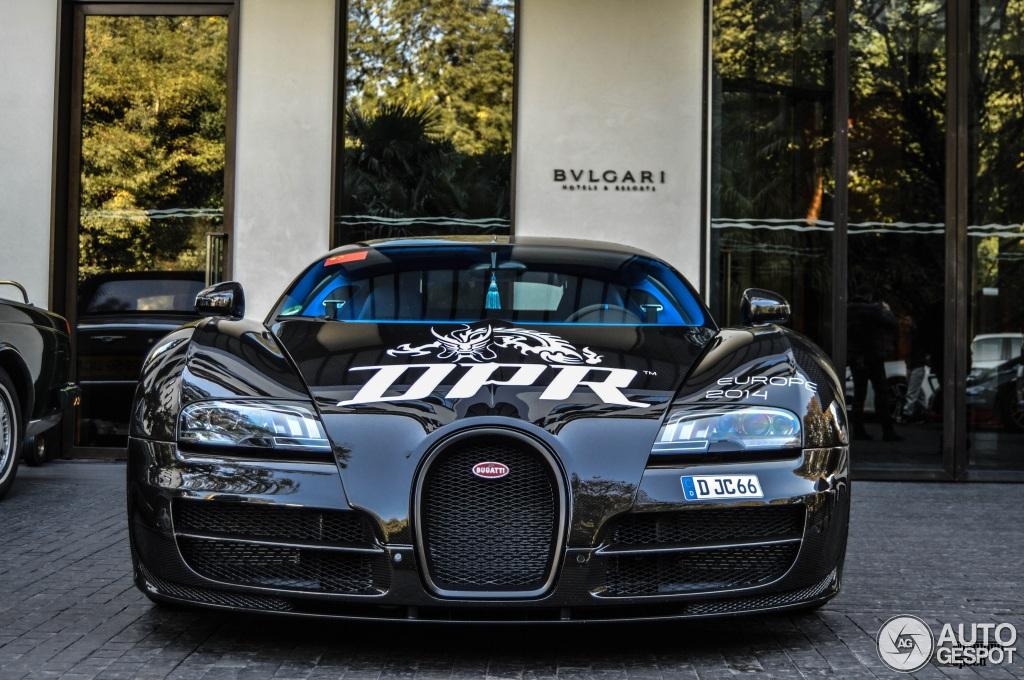Bugatti Veyron 16.4 Super Sport Edition Merveilleux 1