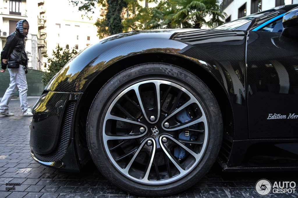 Bugatti Veyron 16.4 Super Sport Edition Merveilleux 4