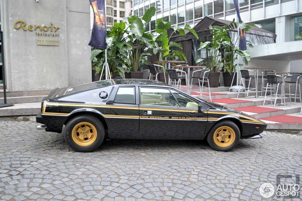 Lotus esprit s2 jps 2 january 2015 autogespot