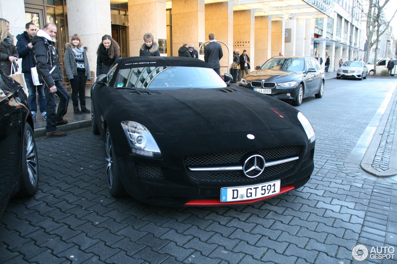 Mercedes benz sls amg gt 2 januar 2015 autogespot for 2015 mercedes benz sls amg