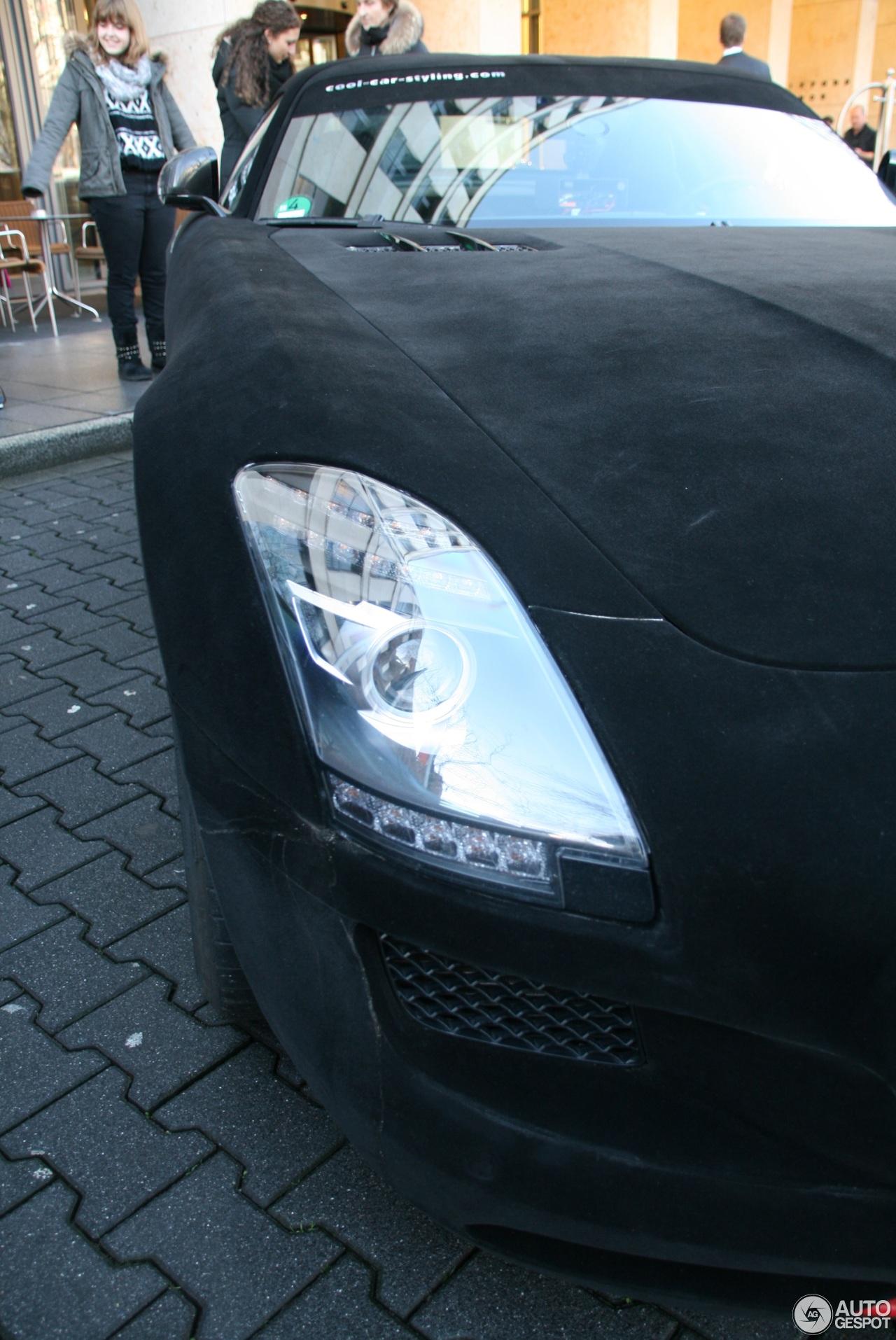 Mercedes-Benz SLS AMG GT 2