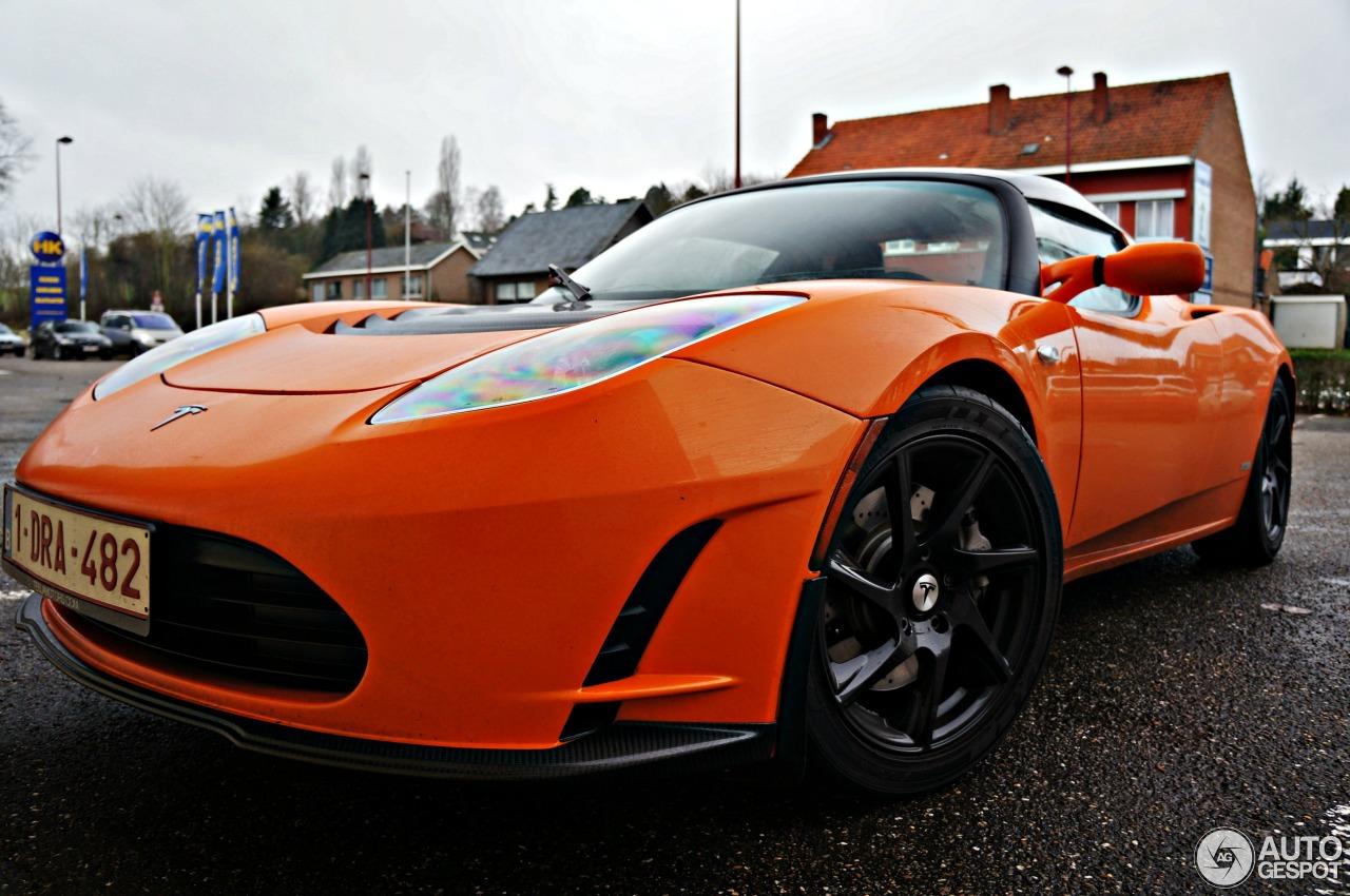 Tesla Motors Roadster Sport 2.5 - 2 January 2015 - Autogespot