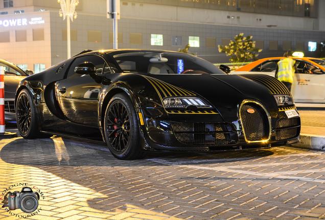 Bugatti Veyron 16.4 Grand Sport Vitesse Black Bess