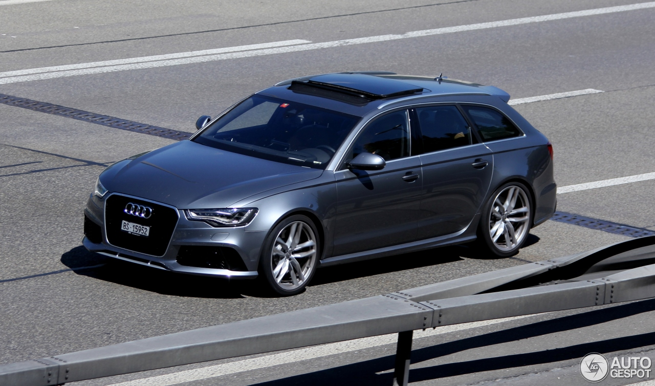 Audi Rs6 Avant C7 3 January 2015 Autogespot