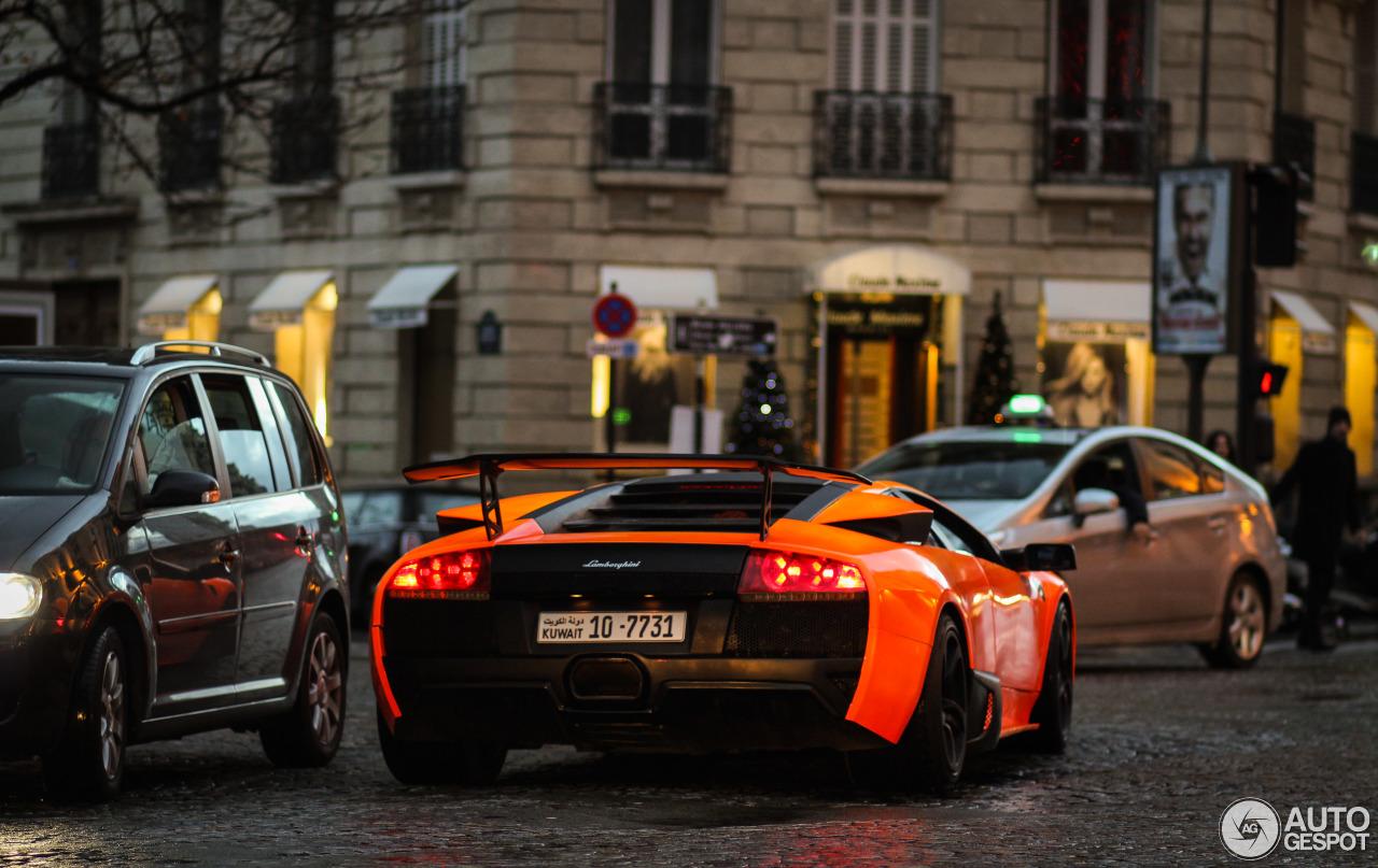 Lamborghini Murciélago LP640 1