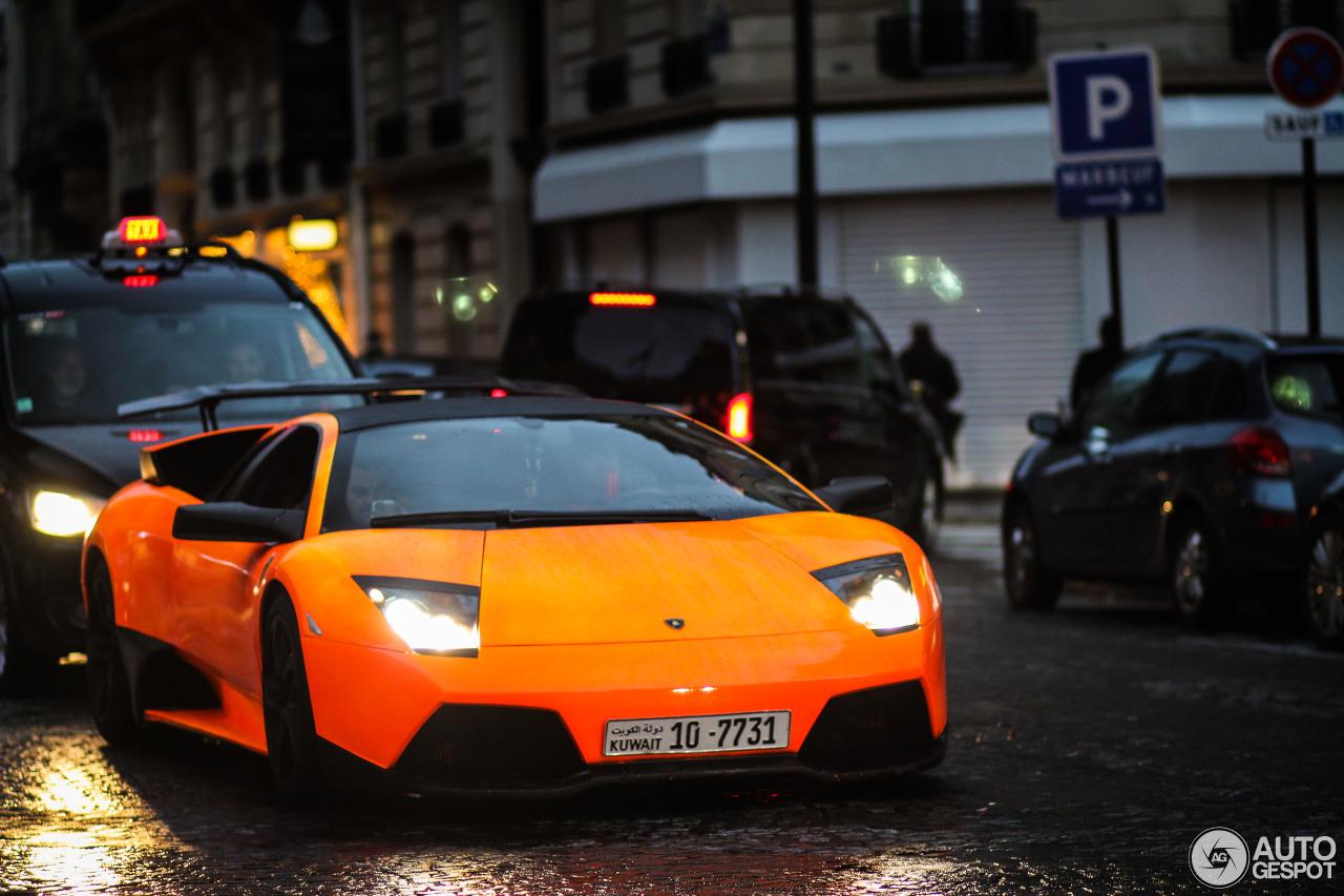 Lamborghini Murciélago LP640 3