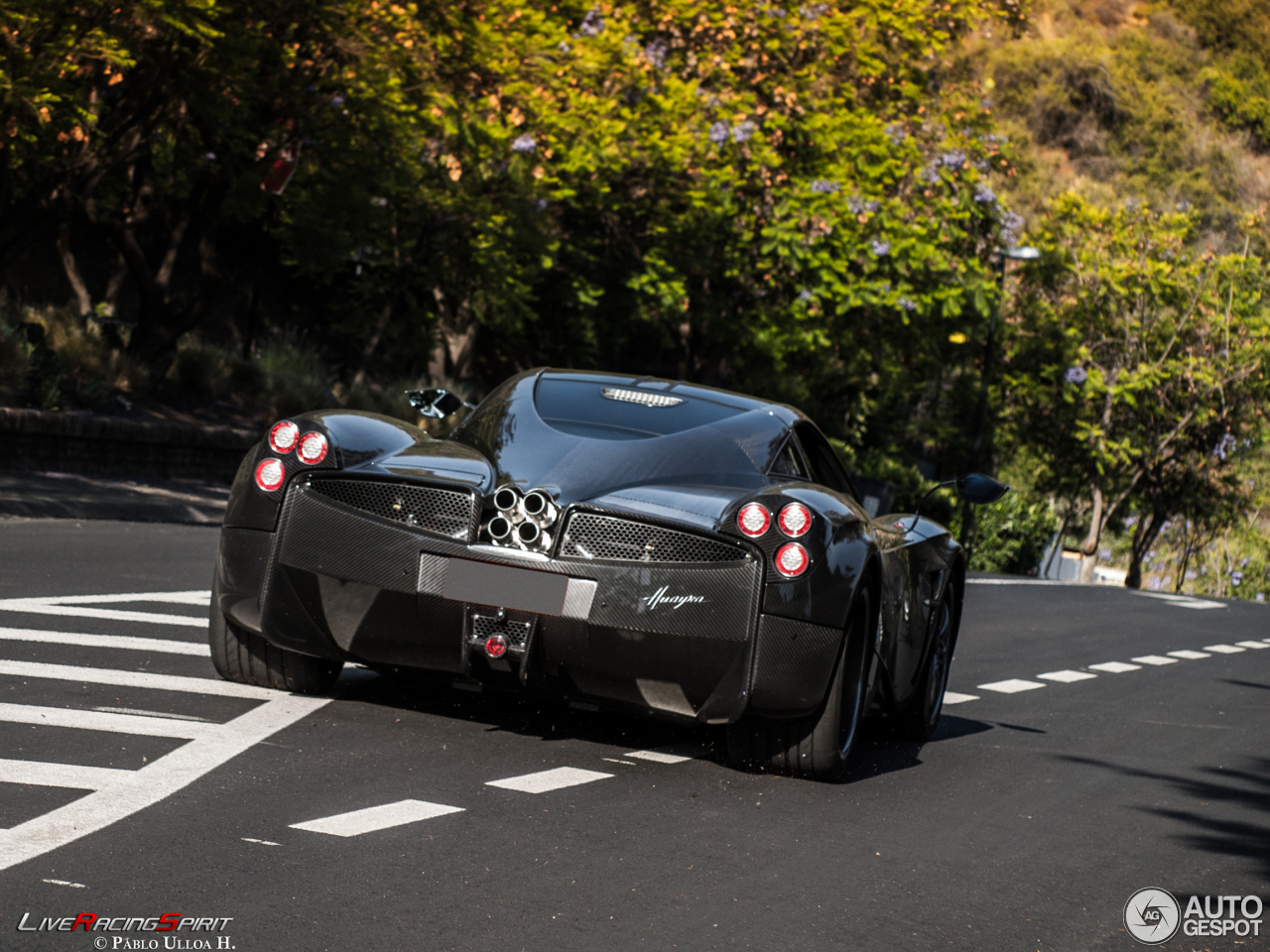 2009 Pagani Huayra photo - 6