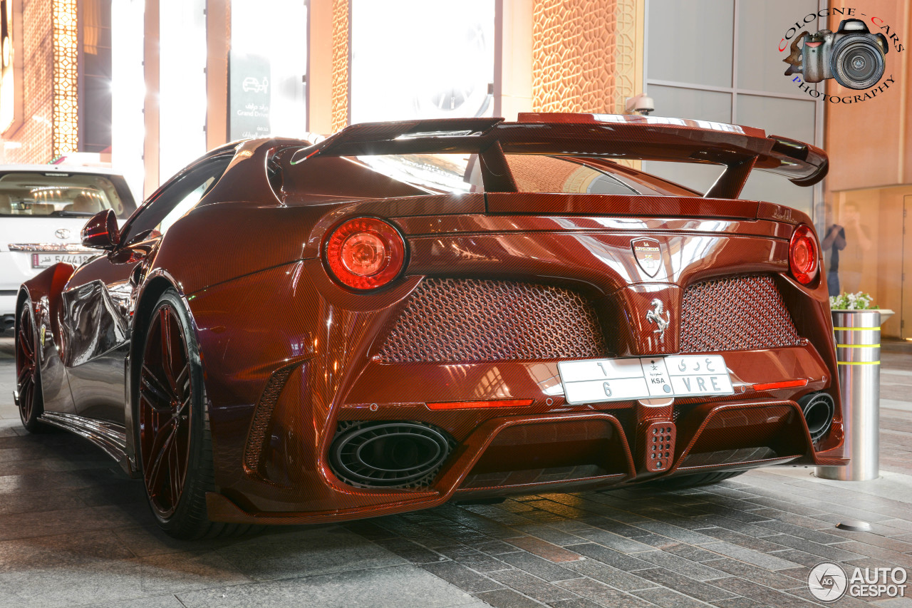 Ferrari Mansory La Revoluzione Limited Edition