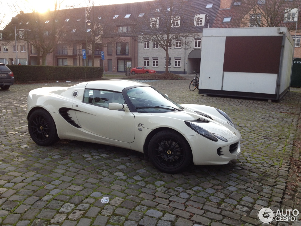 lotus elise s2 club racer 4 january 2015 autogespot. Black Bedroom Furniture Sets. Home Design Ideas