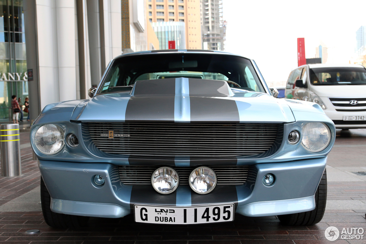 ford mustang shelby g t 500e eleanor 5 january 2015 autogespot. Black Bedroom Furniture Sets. Home Design Ideas