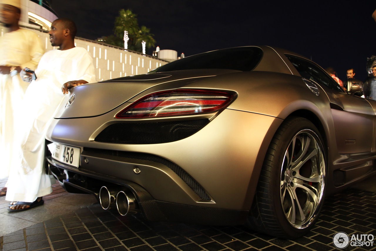 Mercedes benz fab design sls amg gullstream 5 january for 2015 mercedes benz sls amg coupe price