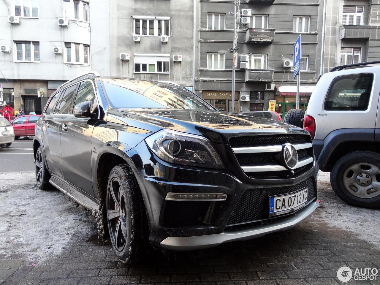 Mercedes benz gl 63 amg x166 5 januari 2015 autogespot for Mercedes benz gl amg 2015