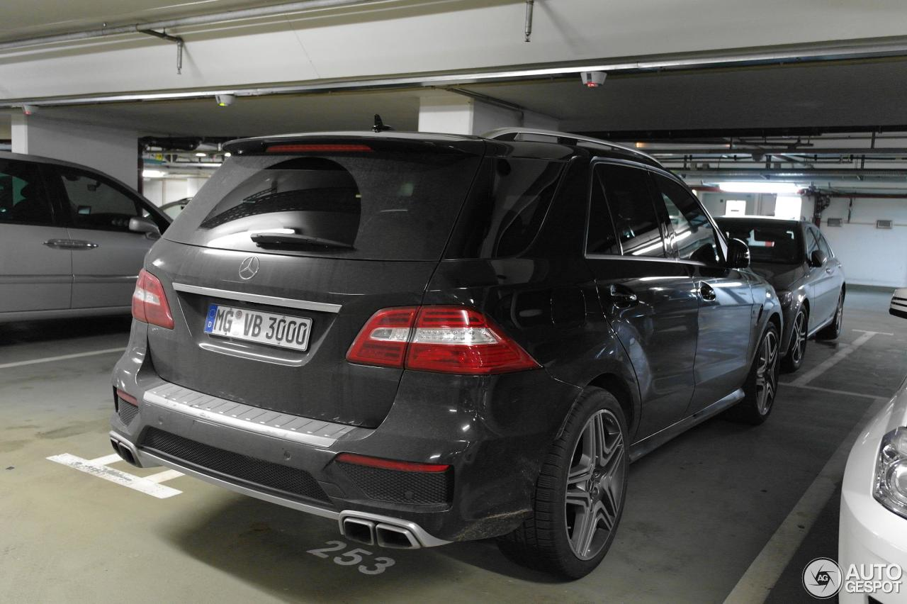 mercedes benz ml 63 amg w166 5 january 2015 autogespot. Black Bedroom Furniture Sets. Home Design Ideas