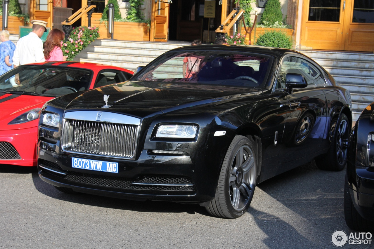 rolls royce wraith 6 january 2015 autogespot. Black Bedroom Furniture Sets. Home Design Ideas