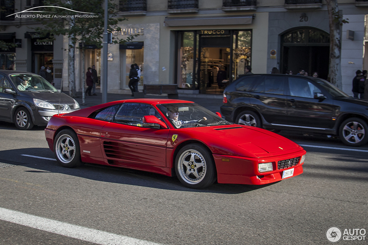 ferrari 348 ts 7 january 2015 autogespot. Black Bedroom Furniture Sets. Home Design Ideas