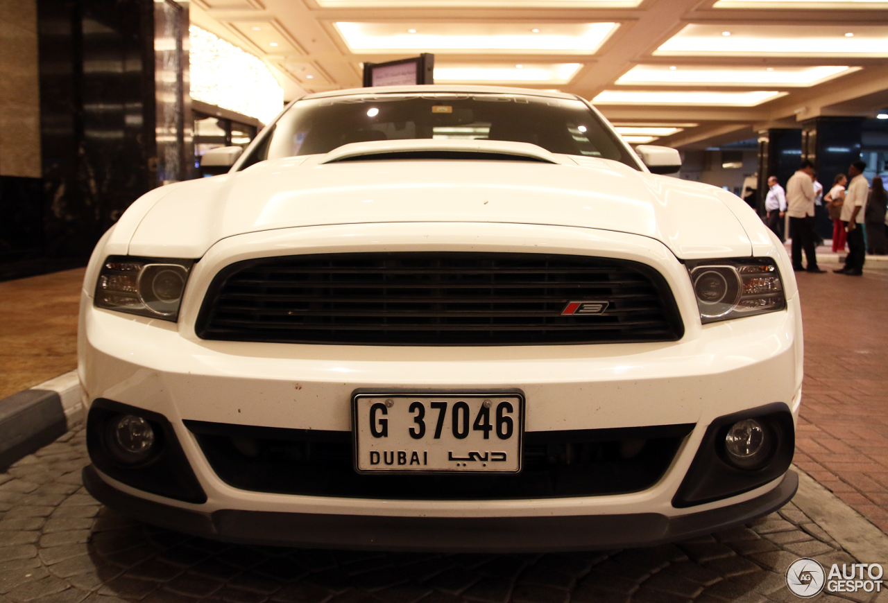 ford mustang roush stage 3 2013 8 january 2015 autogespot. Black Bedroom Furniture Sets. Home Design Ideas