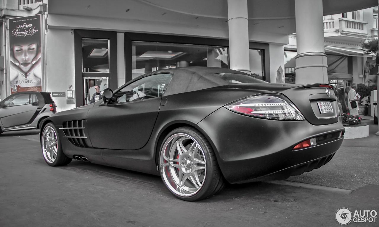 Mercedes-Benz SLR McLaren Roadster 5