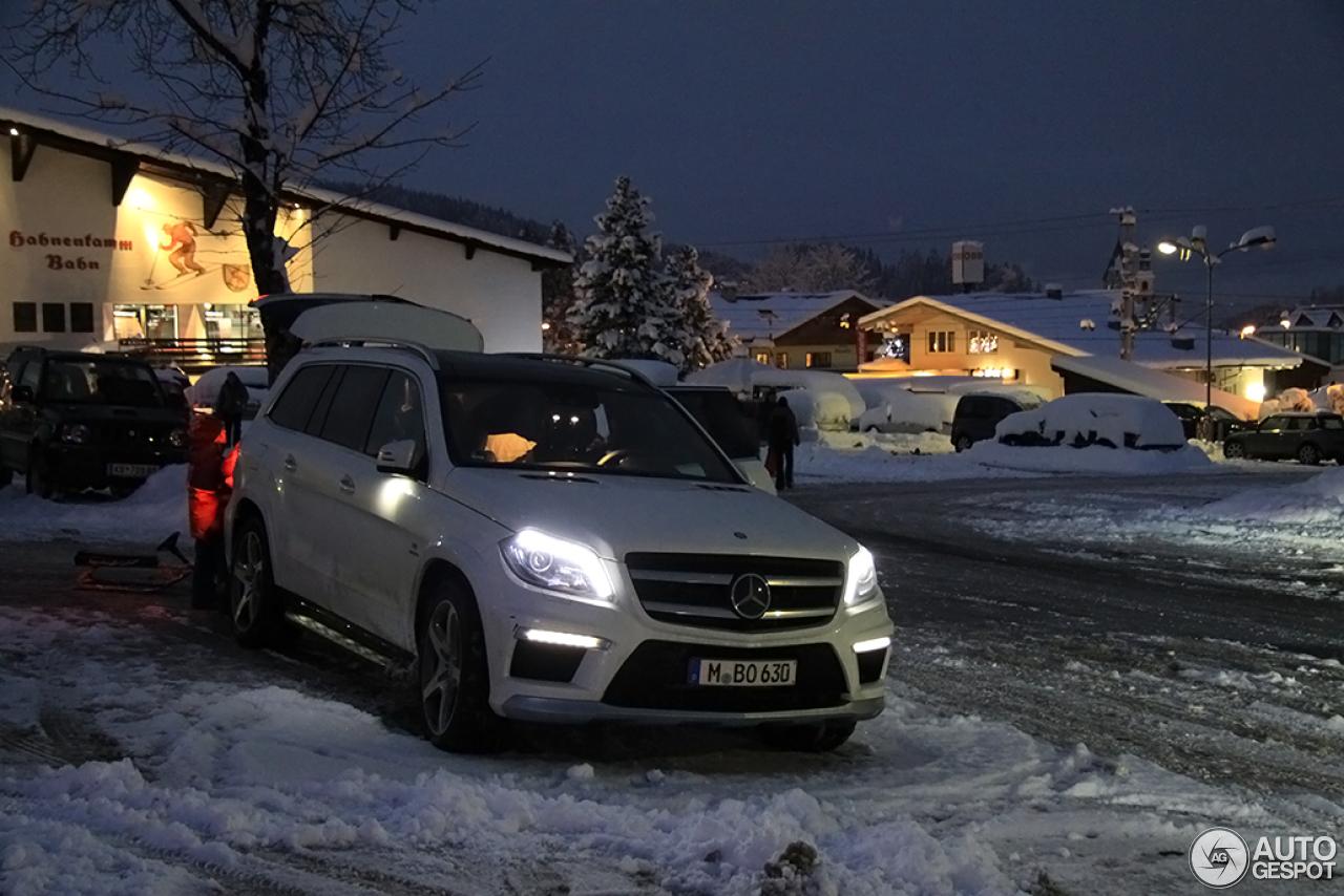 Mercedes benz gl 63 amg x166 9 janvier 2015 autogespot for Mercedes benz gl amg 2015