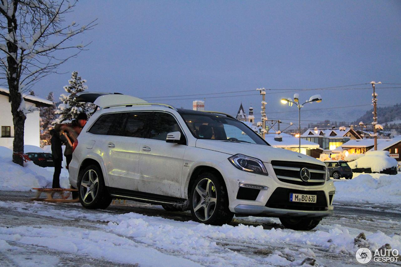 Mercedes benz gl 63 amg x166 9 januari 2015 autogespot for Mercedes benz gl 2015