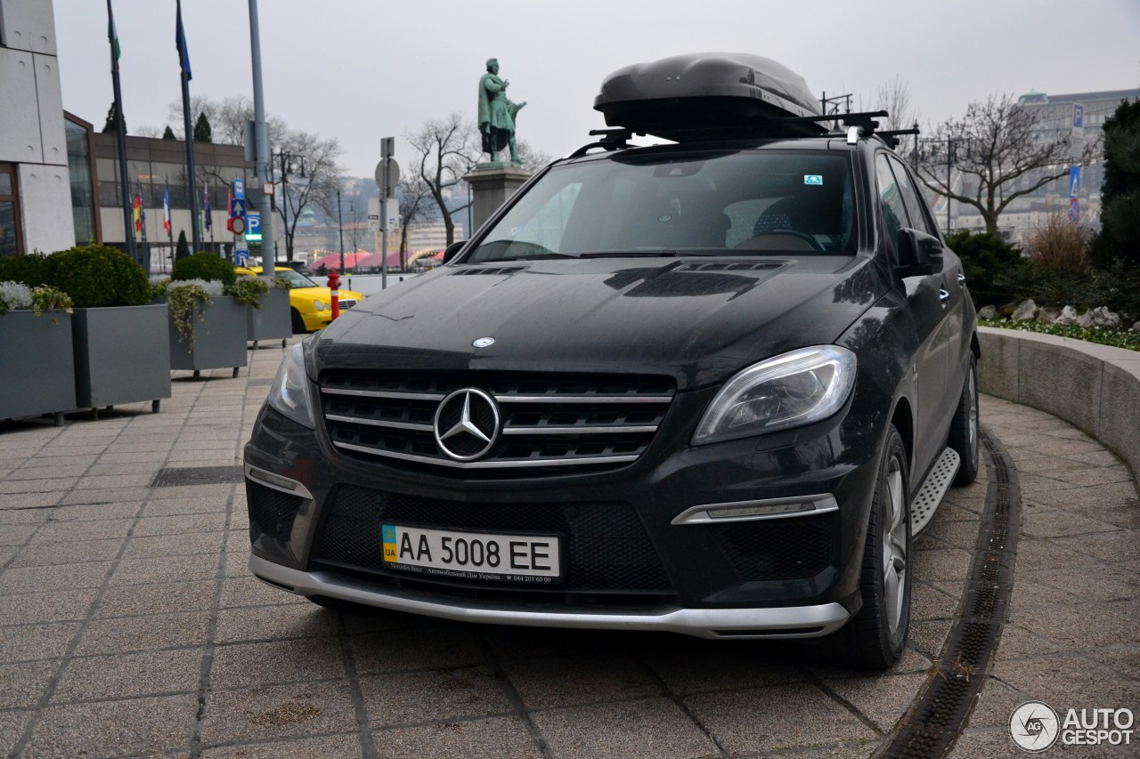 Mercedes benz ml 63 amg w166 9 january 2015 autogespot for Mercedes benz ml 2015