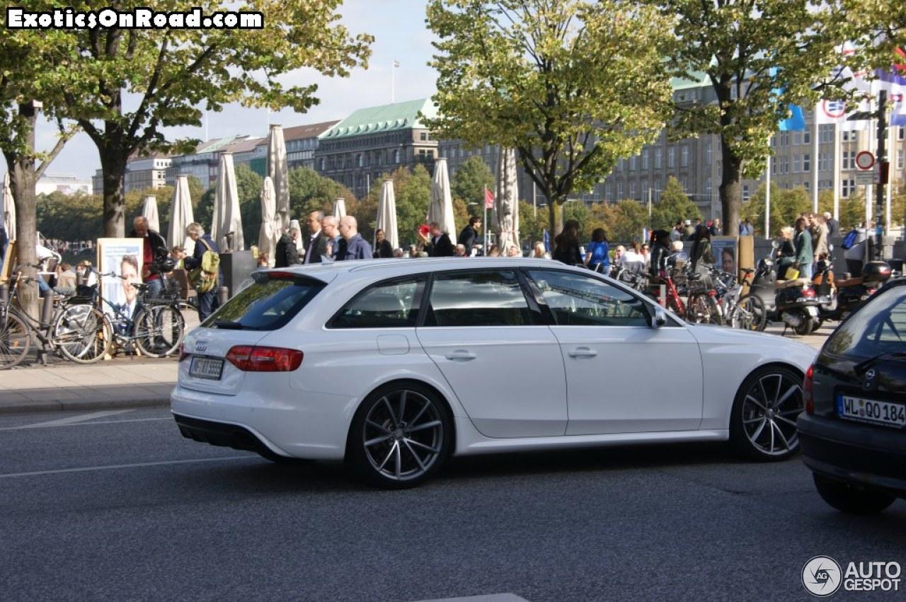 Audi RS4 Avant B8 7