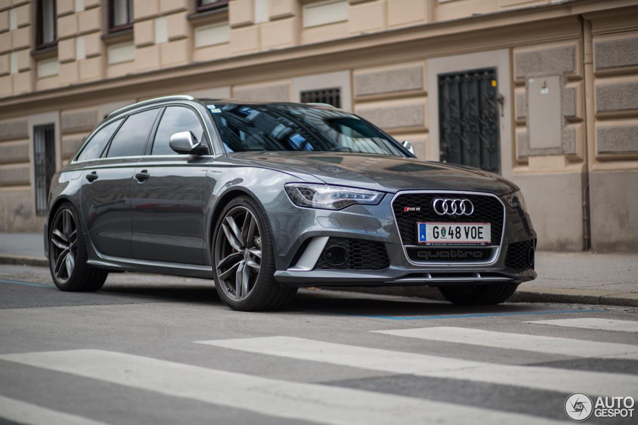 Audi Rs6 Avant C7 10 Januar 2015 Autogespot