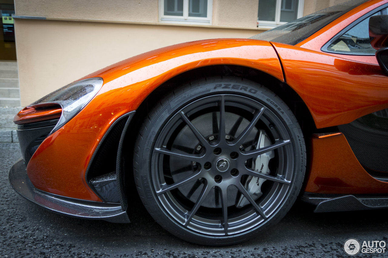 McLaren P1 5
