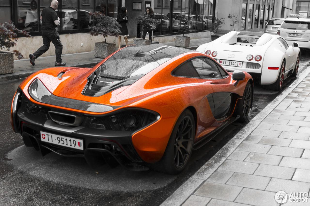 McLaren P1 6