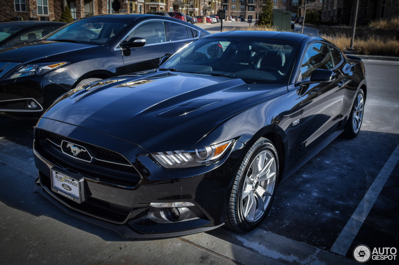 ford mustang gt 50th anniversary edition 11 january 2015. Cars Review. Best American Auto & Cars Review