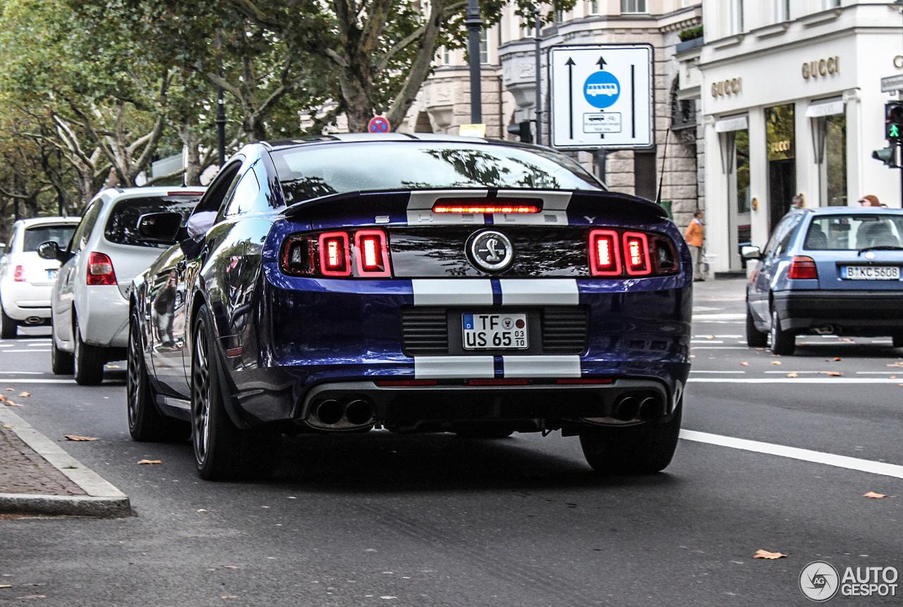 Ford Mustang Shelby GT500 2013 - 11 Januar 2015 - Autogespot