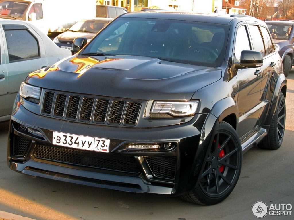 Jeep Grand Cherokee Srt 8 2013 12 January 2015 Autogespot