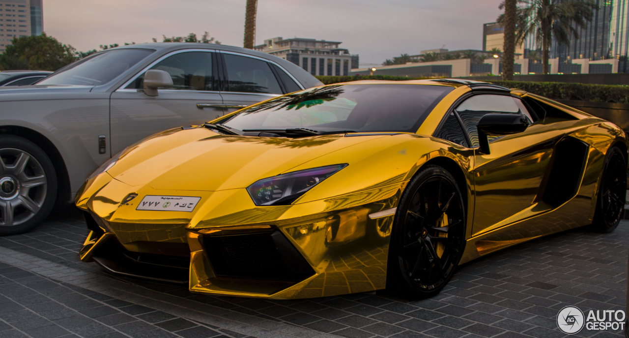 Lamborghini Aventador Lp700 4 Roadster 12 January 2015 Autogespot