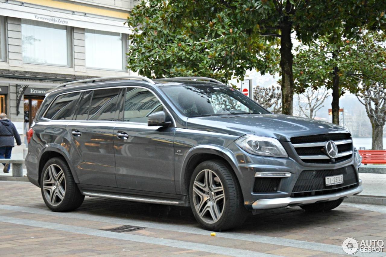 Mercedes benz gl 63 amg x166 12 januari 2015 autogespot for Mercedes benz gl amg 2015