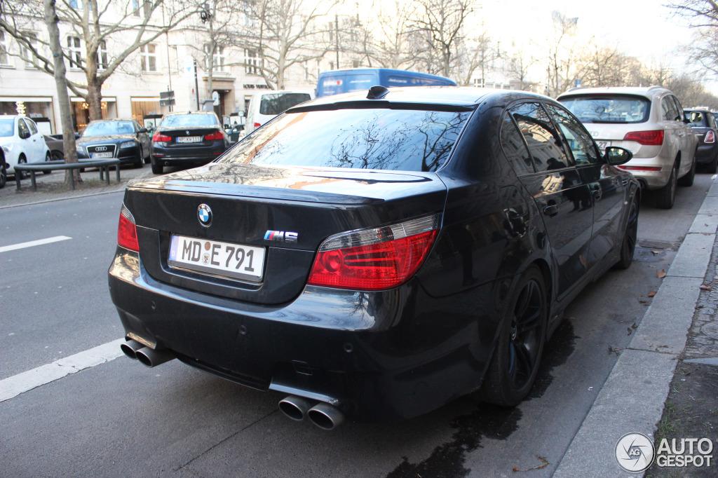 BMW Hamann M5 E60 - 13 January 2015 - Autogespot