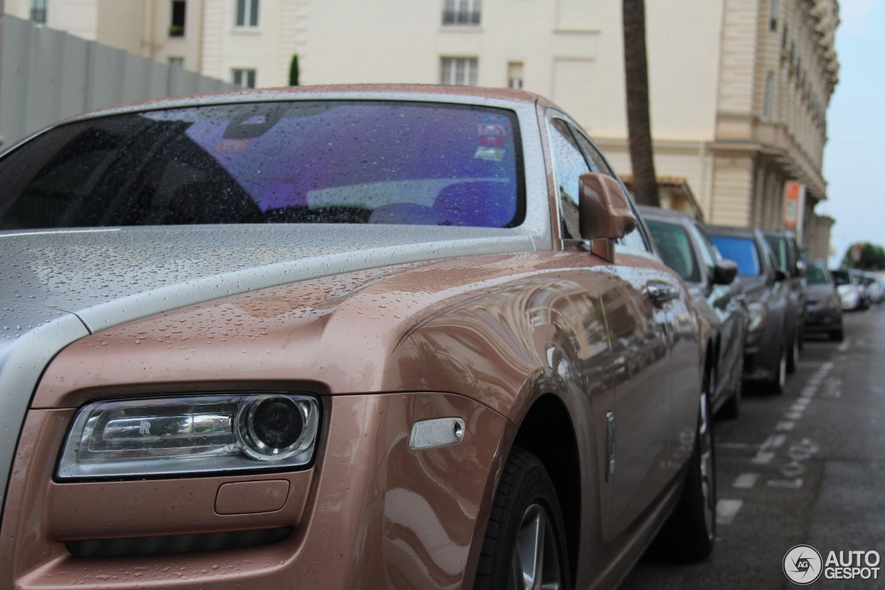 Rolls-Royce Ghost 5