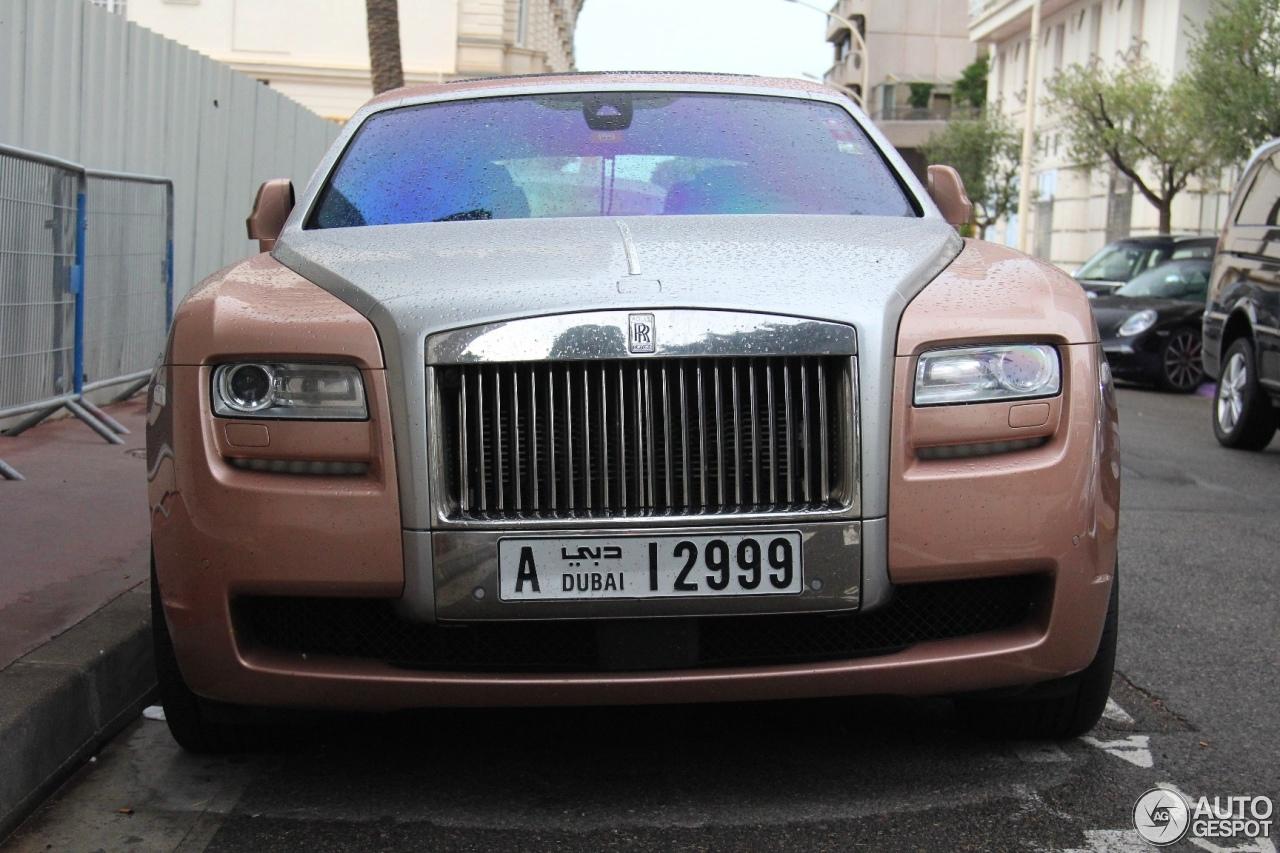 Rolls-Royce Ghost 6