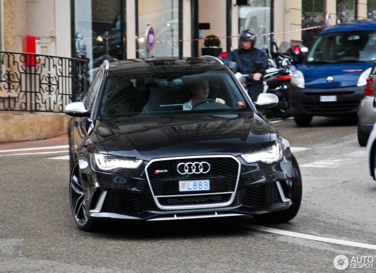 Audi Rs6 Avant C7 14 January 2015 Autogespot