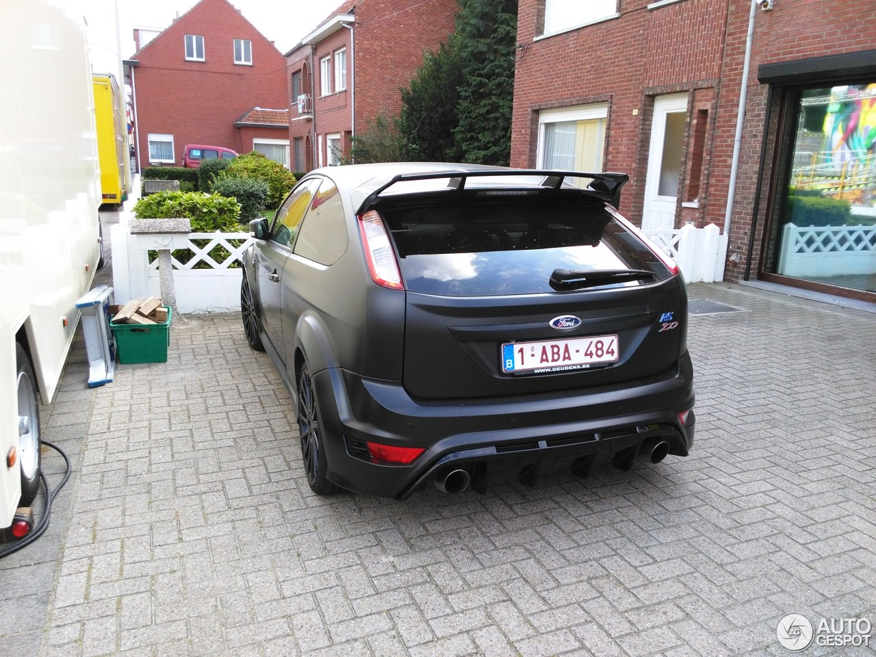 ford focus rs 500 14 janvier 2015 autogespot. Black Bedroom Furniture Sets. Home Design Ideas