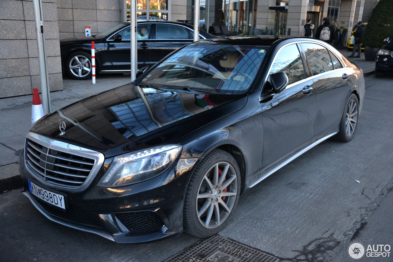 mercedes benz s 63 amg w222 14 januari 2015 autogespot. Black Bedroom Furniture Sets. Home Design Ideas