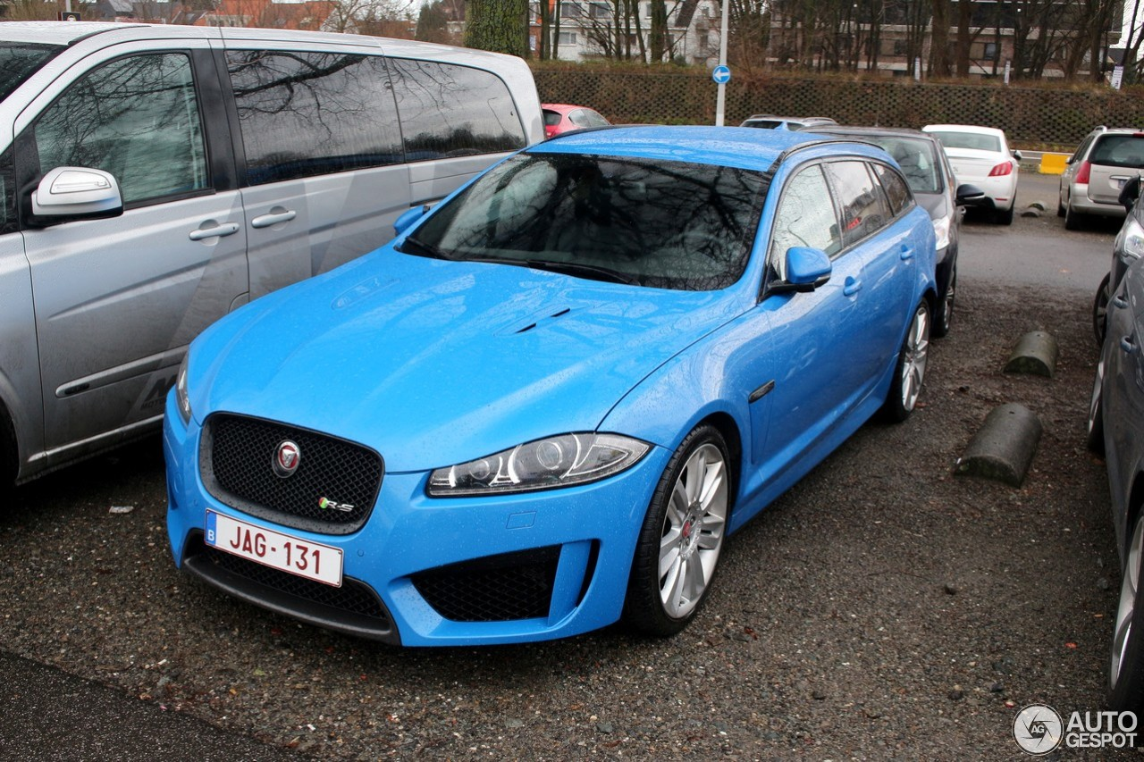 jaguar xfr s sportbrake 15 january 2015 autogespot. Black Bedroom Furniture Sets. Home Design Ideas