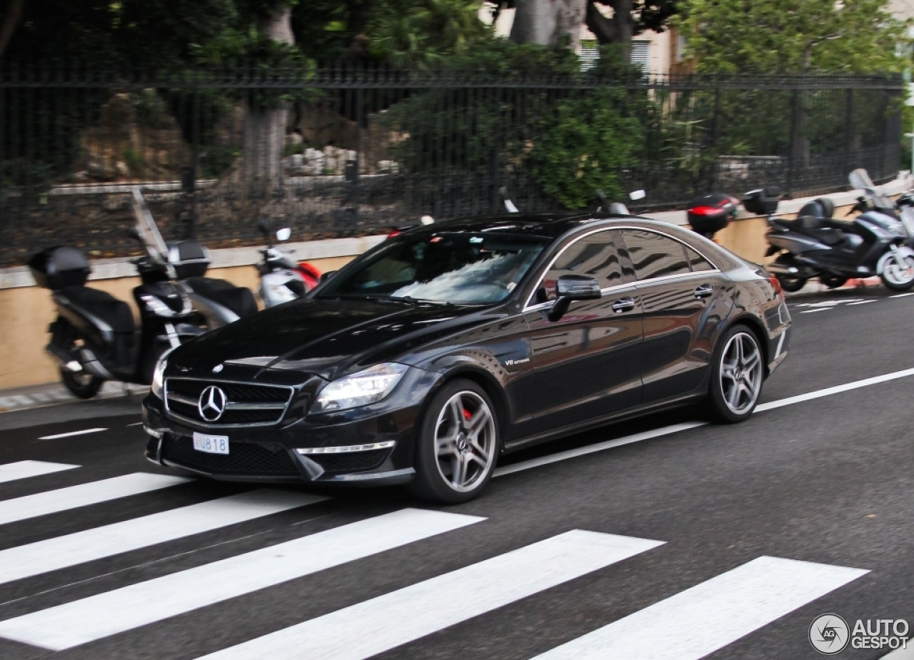 Mercedes benz cls 63 amg c218 15 january 2015 autogespot for Cls mercedes benz for sale
