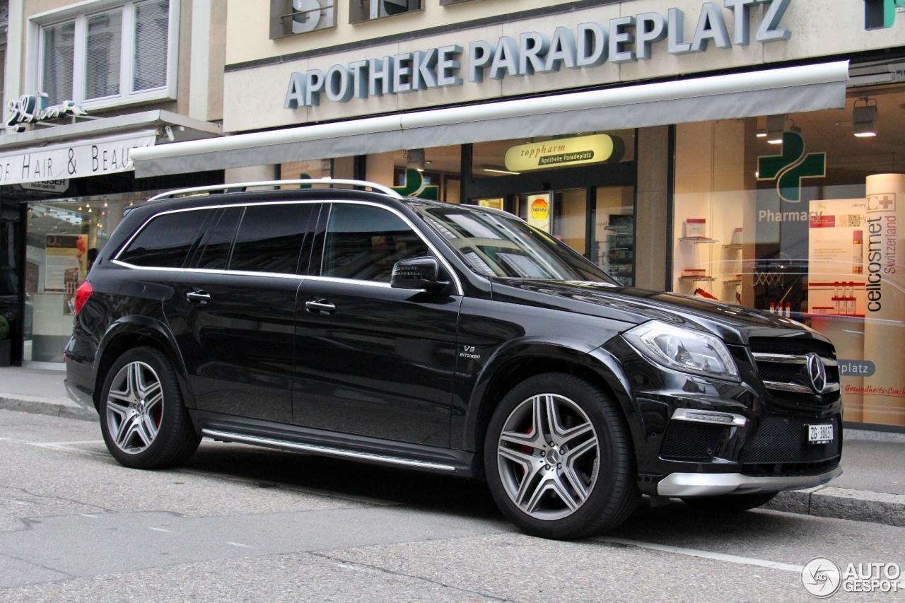 Mercedes benz gl 63 amg x166 15 january 2015 autogespot for Mercedes benz gl amg 2015