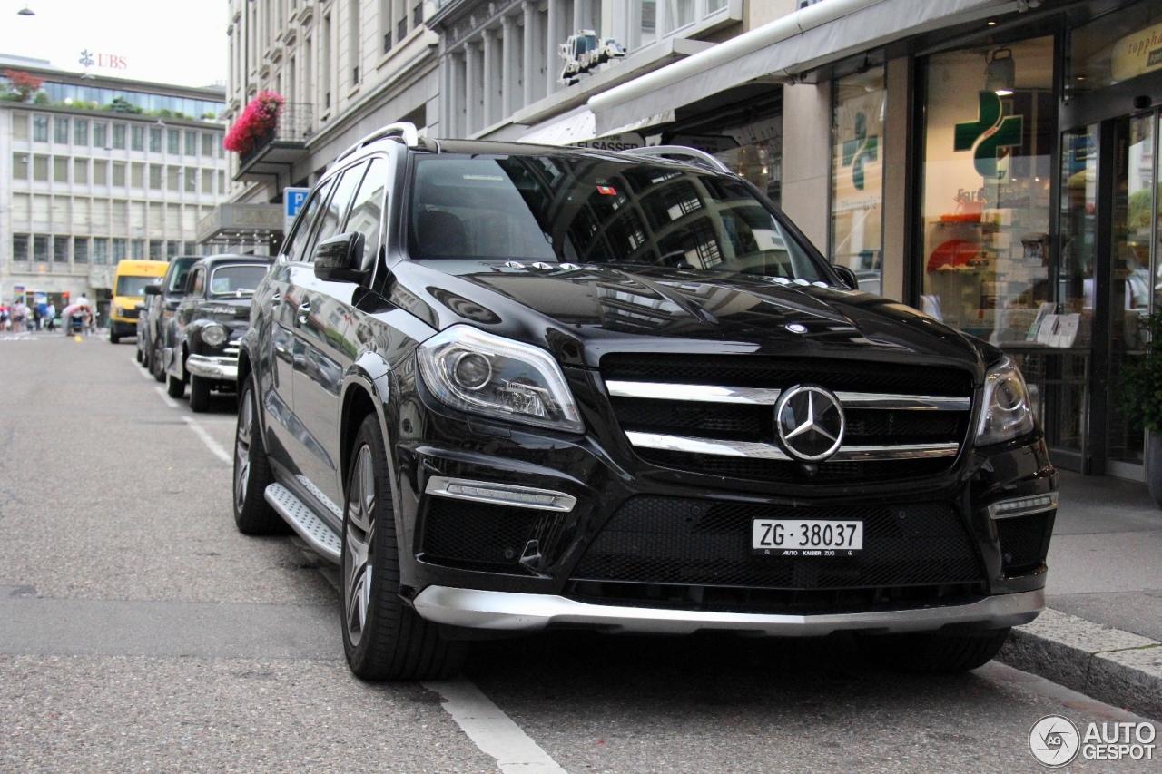 Mercedes benz gl 63 amg x166 15 january 2015 autogespot for Mercedes benz gl 2015