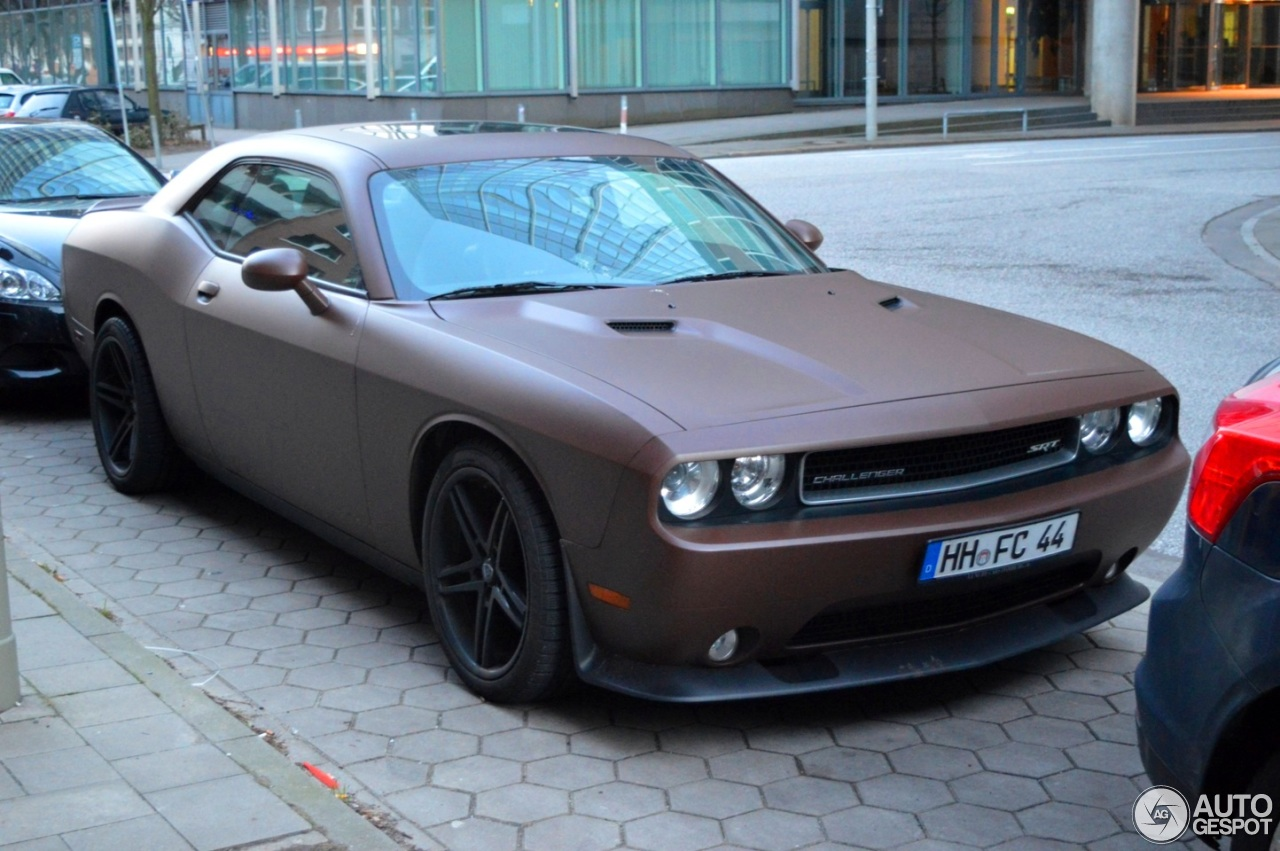 Dodge Challenger 2007 >> Dodge Challenger SRT-8 Hennessey HP600 - 17 January 2015 ...