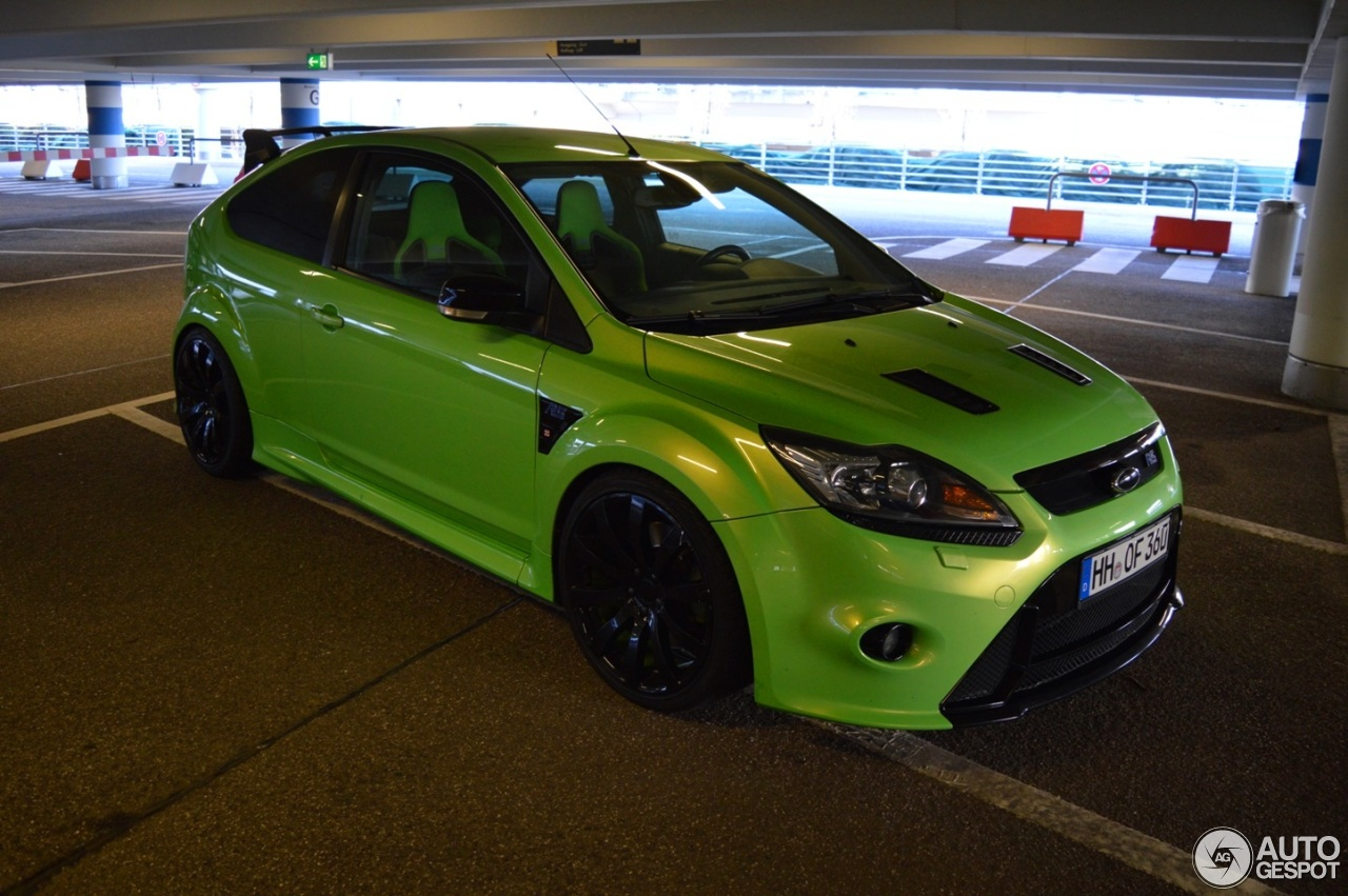 Ford Focus Rs 2009 17 January 2015 Autogespot