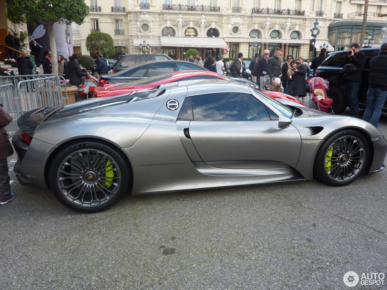 porsche 918 spyder 17 january 2015 autogespot. Black Bedroom Furniture Sets. Home Design Ideas