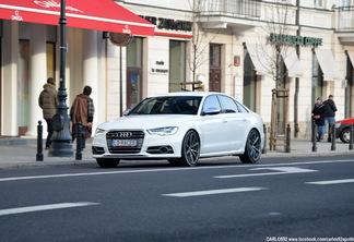 Audi S6 Sedan C7 Sportmile 700