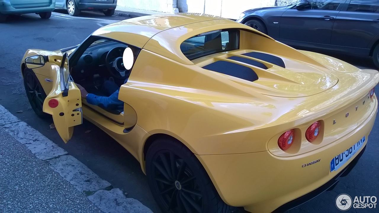 lotus elise s3 18 janvier 2015 autogespot. Black Bedroom Furniture Sets. Home Design Ideas